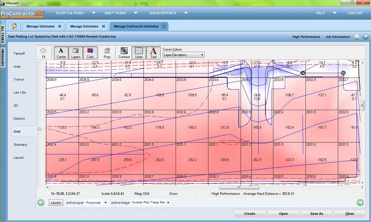 construction software maxwell construction software